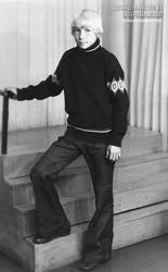 Евгений Багаев 15 лет