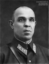 Андрей Саламатин 1939 год