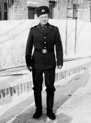 Евгений Багаев армия 1982 г.